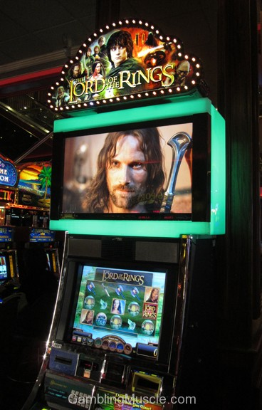 Gambling Lord Of The Rings